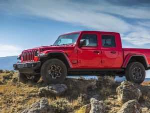 52 The Best 2020 Jeep Gladiator Lease Spy Shoot