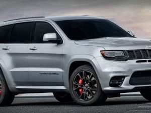 52 The Best 2020 Jeep Grand Cherokee Redesign Images