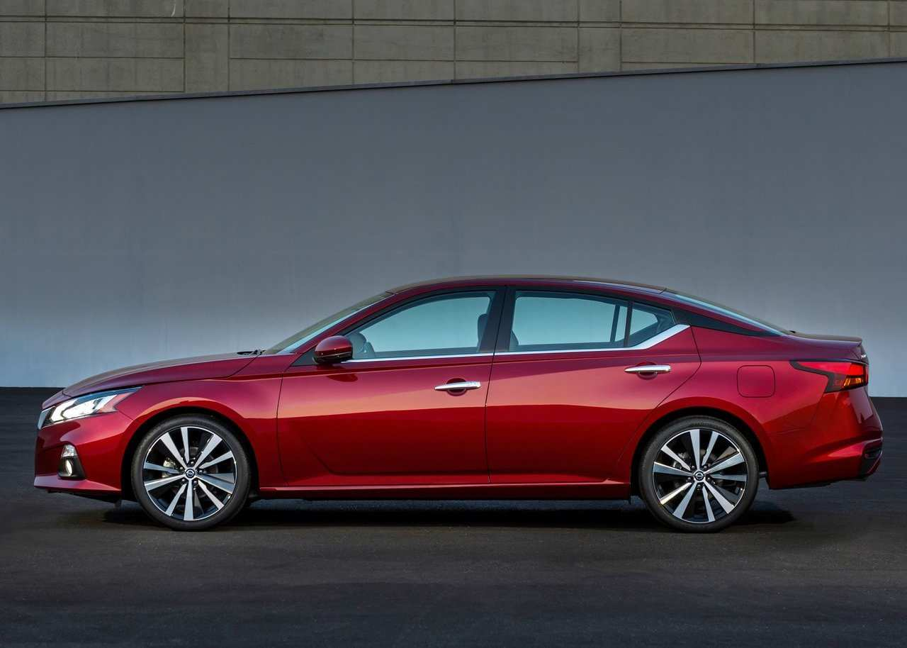 52 The Best 2020 Nissan Altima Redesign And Review
