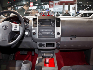 52 The Best 2020 Nissan Frontier Interior Style