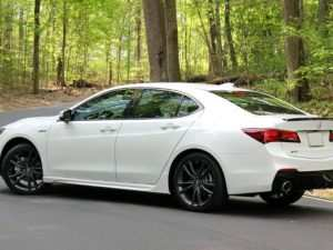 52 The Best Acura Tlx 2020 Horsepower Review and Release date