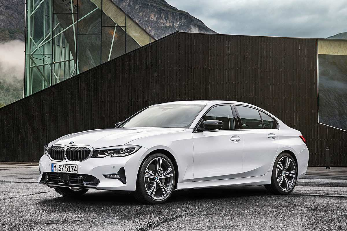 52 The Best Bmw 3 2020 Redesign And Review