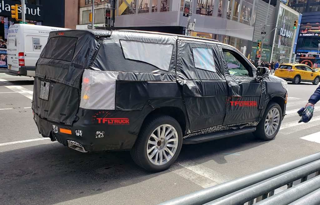 52 The Best Cadillac Escalade 2020 Auto Show Style