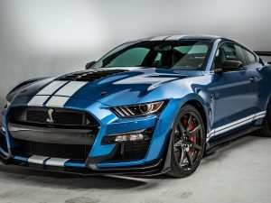 52 The Best Ford Gt500 Shelby 2020 Redesign and Review