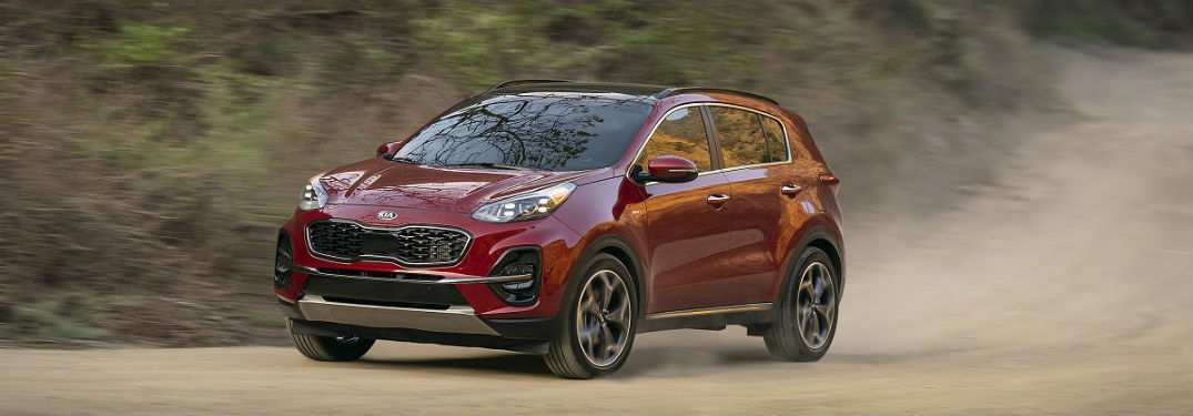 52 The Best Kia Sportage 2020 Model Exterior