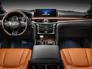 52 The Lexus Lx 2020 Interior