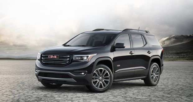 52 The New Gmc Acadia 2020 Research New
