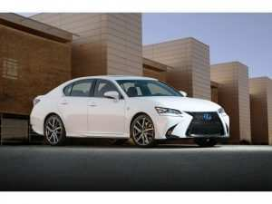 53 A 2019 Lexus Gs Interior Images