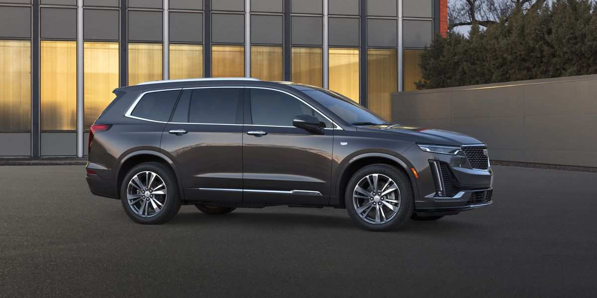 53 A 2020 Cadillac Xt6 Price Redesign