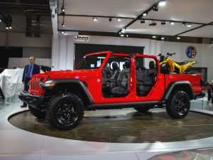 53 A 2020 Jeep Gladiator Availability Date Redesign