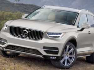 53 A 2020 Volvo Xc40 Plug In Hybrid Review and Release date