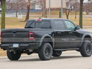 Dodge Ram Rebel 2020