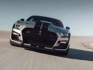 How Much Is The 2020 Ford Mustang Shelby Gt500