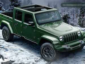 53 A Jeep Wrangler Pickup 2020 Overview