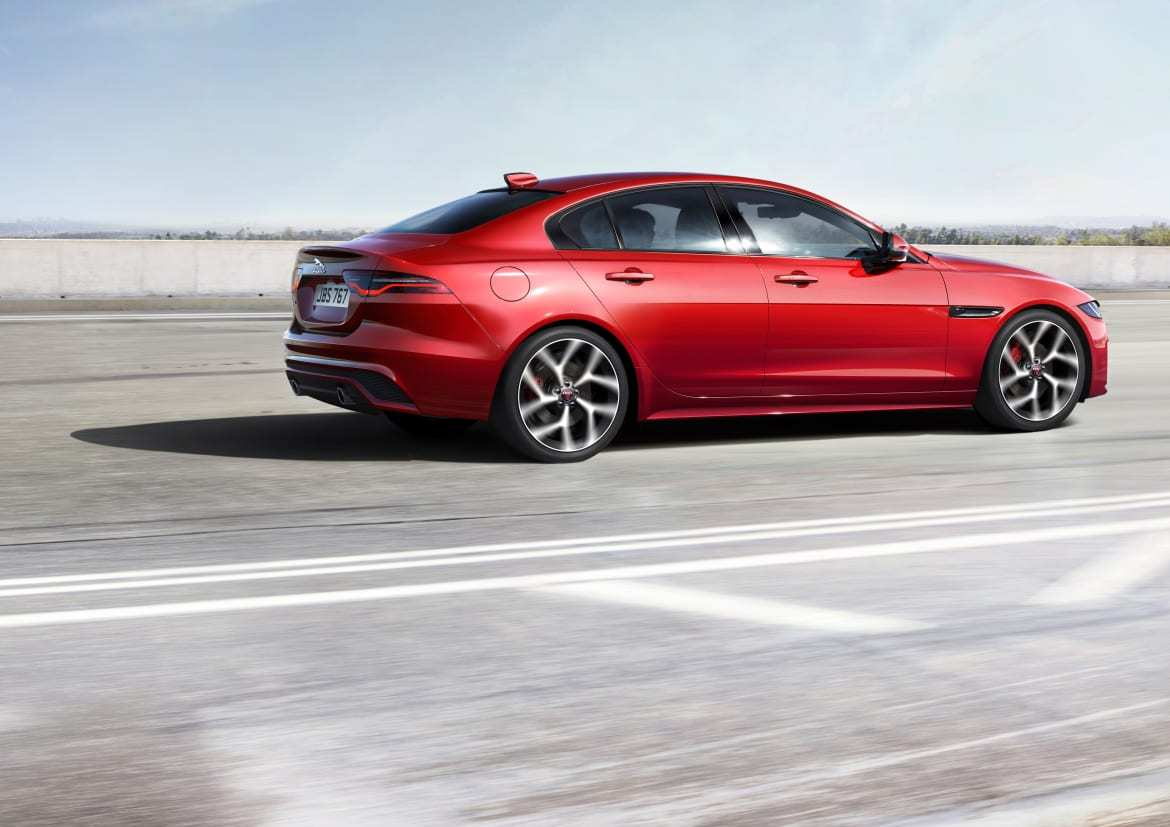 53 A New Jaguar Xe 2020 Redesign And Review