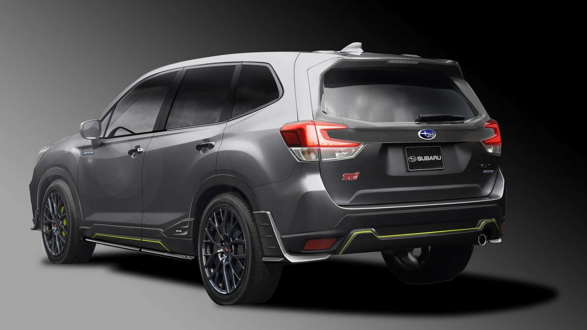 53 A Subaru Forester 2020 Concept New Model And Performance