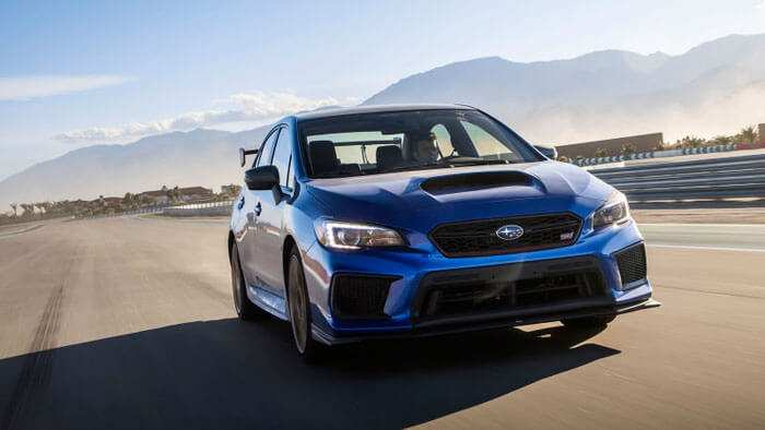 53 A Subaru Wrx 2019 Release Date Price And Review