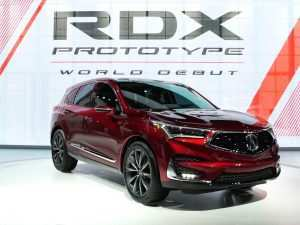 53 All New 2019 Acura Rdx Preview Price and Review
