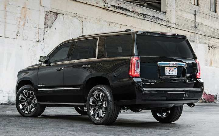 53 All New 2019 Gmc Yukon Diesel Release Date And Concept