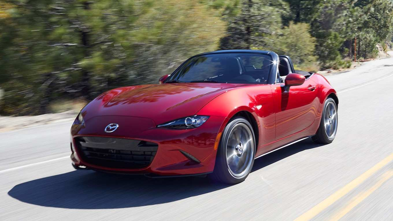 53 All New 2019 Mazda Mx 5 Gt S Exterior
