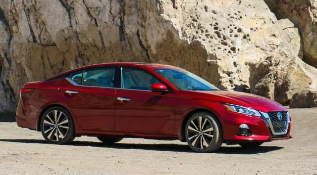 53 All New 2019 Nissan Altima Platinum Vc Turbo Model
