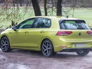 53 All New 2019 Vw Golf Mk8 Overview