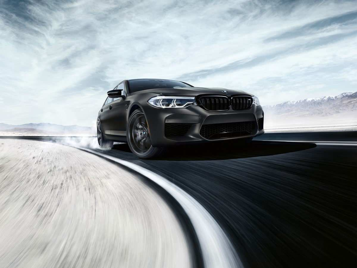 53 All New 2020 BMW M5 Edition 35 Years Images