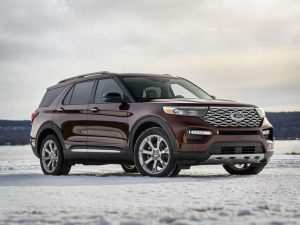 53 All New 2020 Ford Explorer Linkedin Redesign and Review
