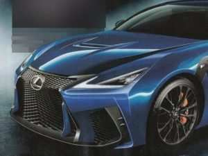53 All New 2020 Lexus Gs Concept and Review