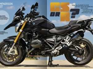 53 All New BMW R1200Rs 2020 Engine