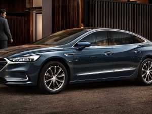 53 All New Buick Lacrosse For 2020 Review and Release date