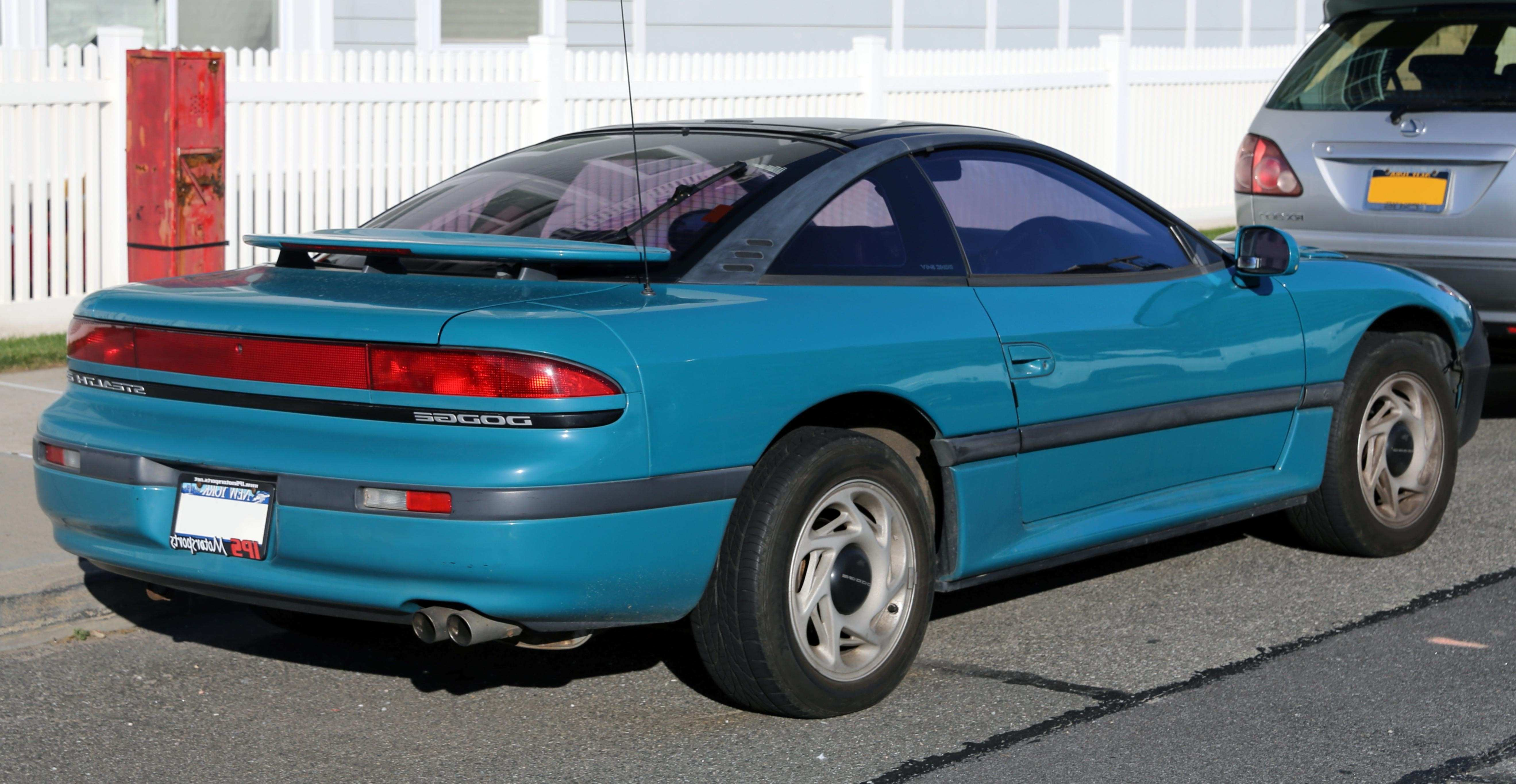 53 All New Dodge Stealth 2020 Redesign