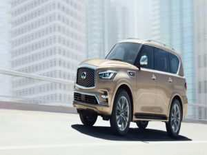 53 All New Infiniti Truck 2020 Spy Shoot