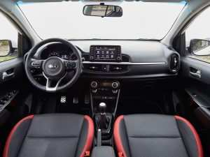 53 All New Kia Rio 2019 Interior Concept