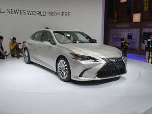 53 All New Lexus Es 2019 Debut Review