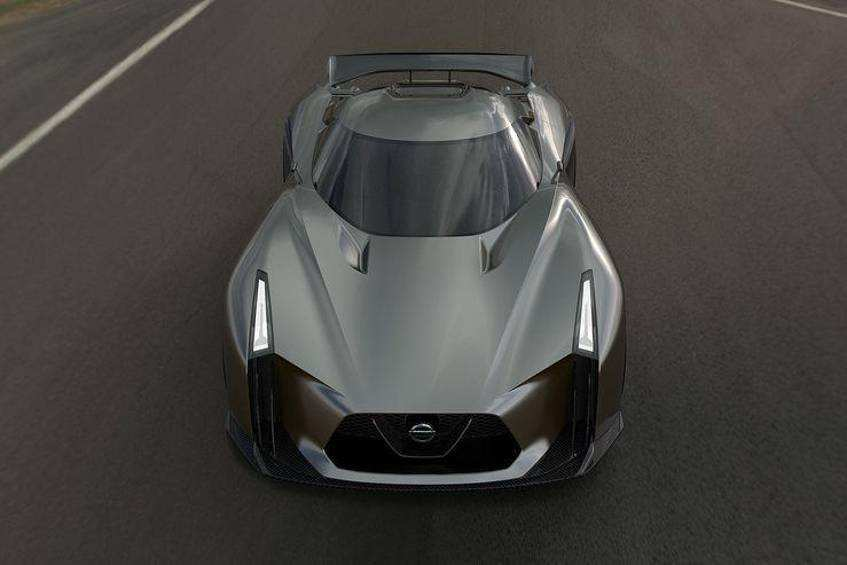 53 All New Nissan 2020 Gran Turismo Engine