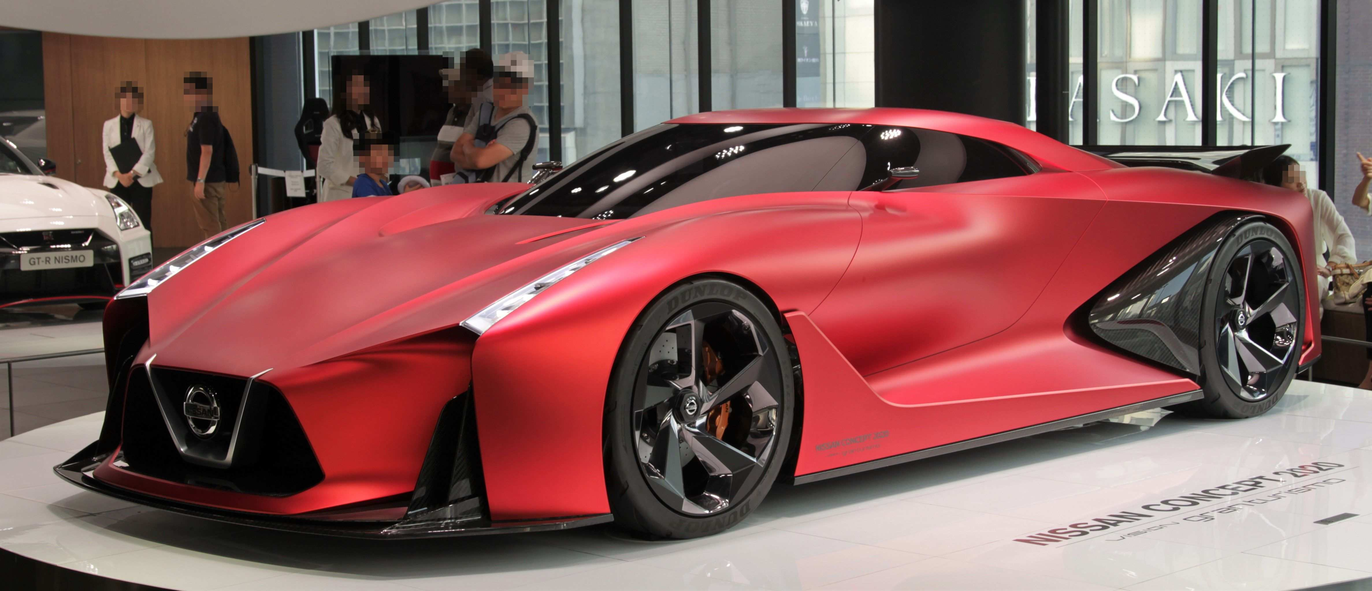53 All New Nissan Concept 2020 Gran Turismo Overview
