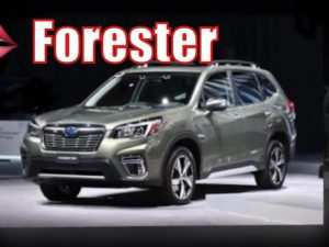 53 All New Subaru Forester 2020 Australia New Review