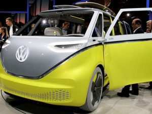 53 All New Volkswagen Buzz 2020 Images