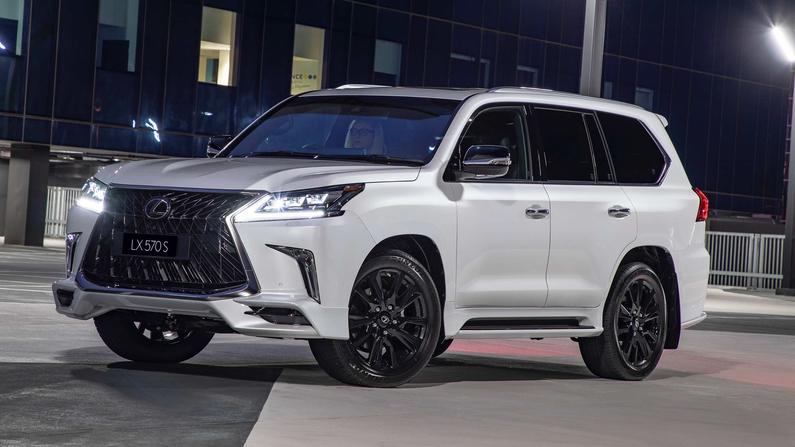53 Best 2019 Lexus Lx Release Date And Concept