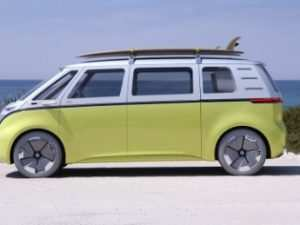 2020 Volkswagen Bus Price