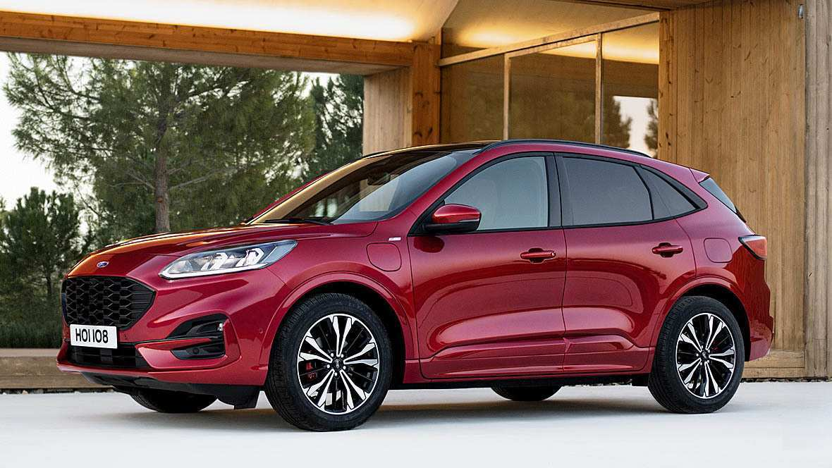53 Best Ford New Kuga 2020 Price And Review
