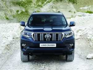 53 Best Toyota Prado 2020 Spy Shots Wallpaper