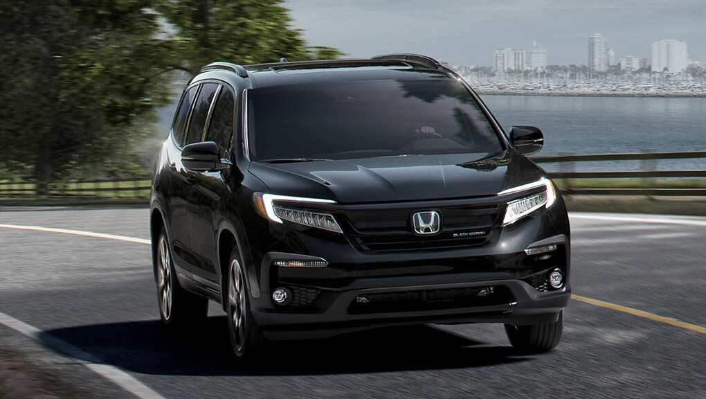 53 Best When Does The 2020 Honda Pilot Come Out Engine