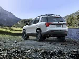 53 Best When Will 2020 Gmc Acadia Be Available Redesign