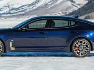 53 New 2019 Kia Stinger Gt Specs Concept and Review