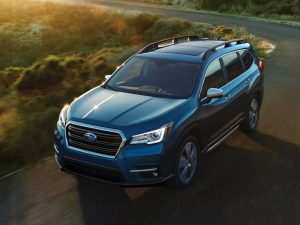 53 New 2019 Subaru Ascent Release Date Review and Release date