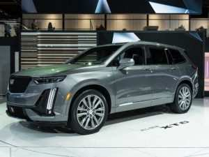 53 New 2020 Cadillac Xt6 Dimensions Release Date