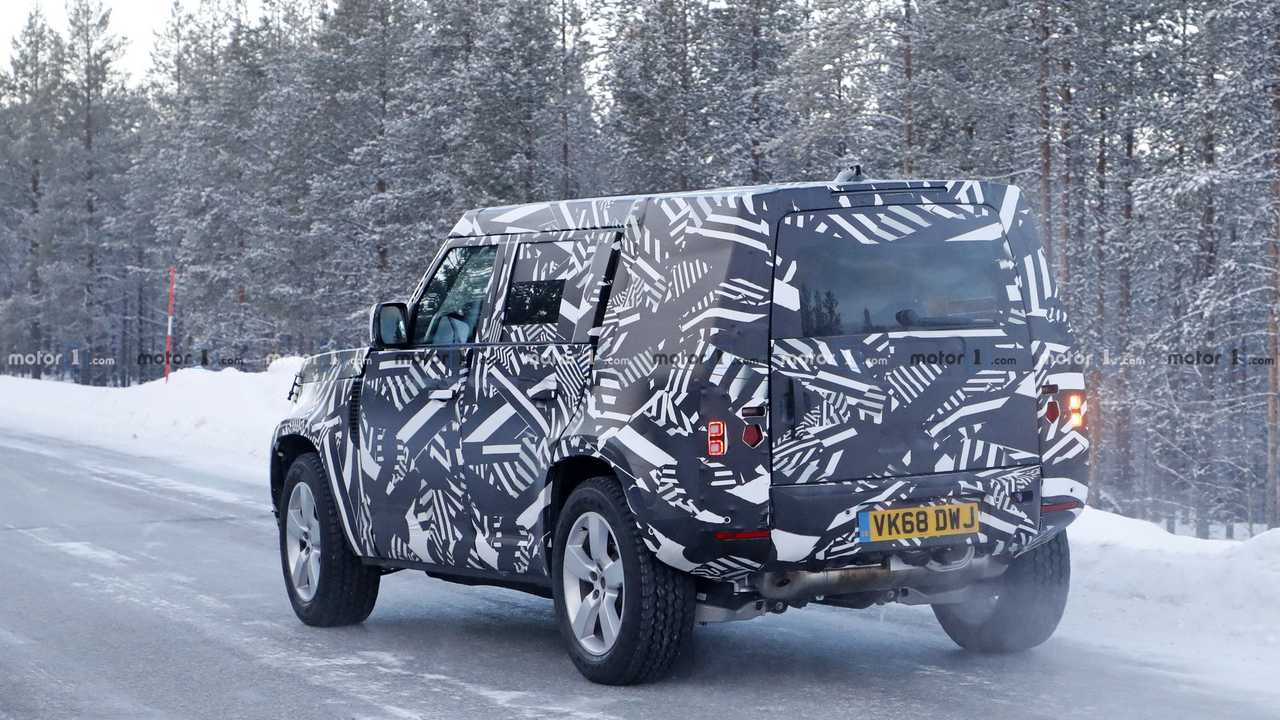53 New 2020 Land Rover Defender Redesign and Concept