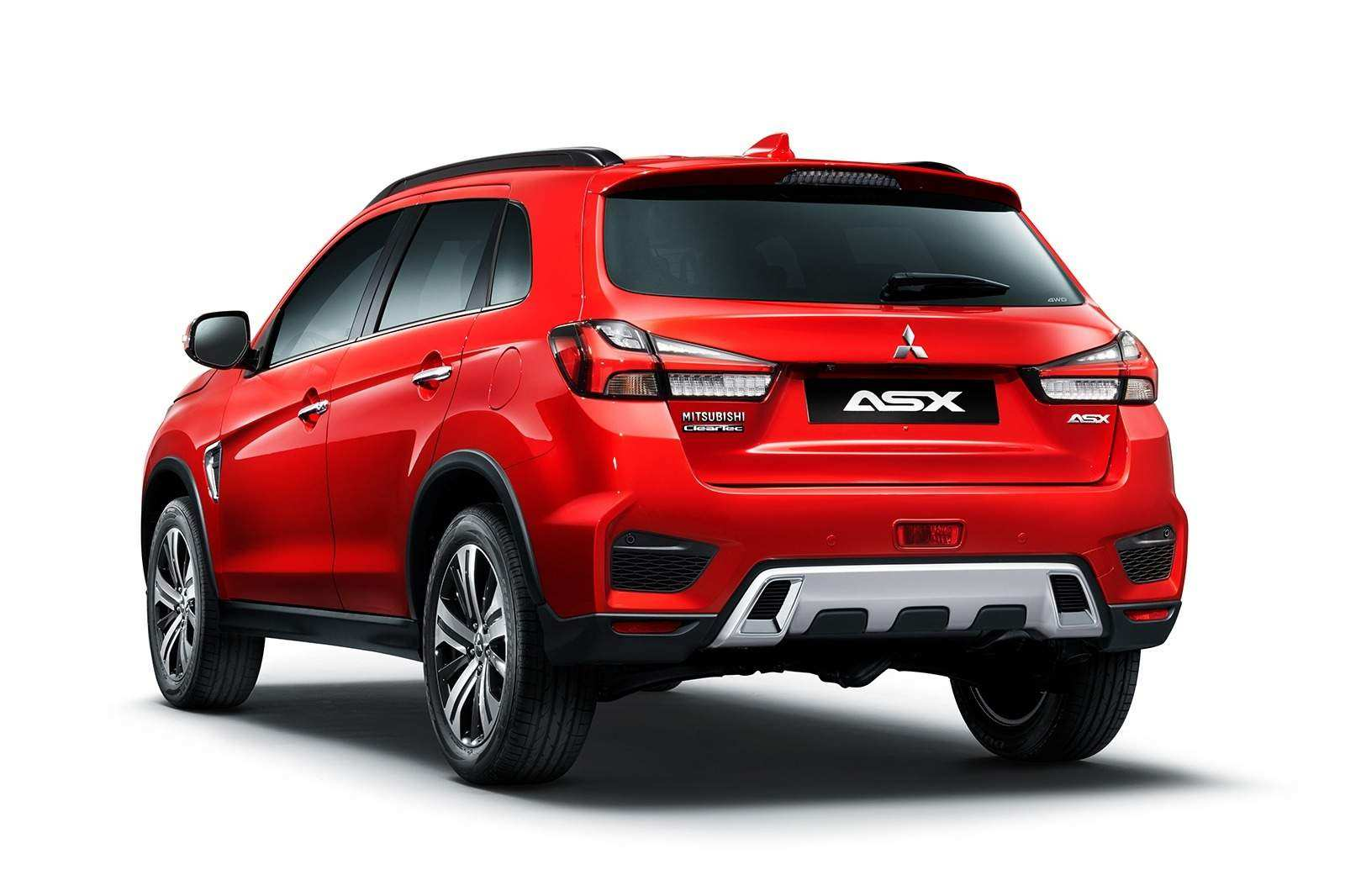 53 New 2020 Mitsubishi Outlander Sport Release Date Review And Release Date